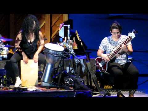 Becky Gebhardt & Mona Tavakoli - Browntown - Hollywood Bowl - 6-23-17