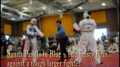 090404 Green Tree Boa SP Fight 2 @ Wichita