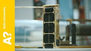 Aalto-1 – the first Finnish satellite thumbnail