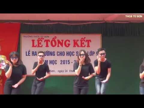"""Vũ điệu ABC cực """"ngầu"""" - Nhóm nhảy  9A2 THCS Từ Sơn, Bắc Ninh"""