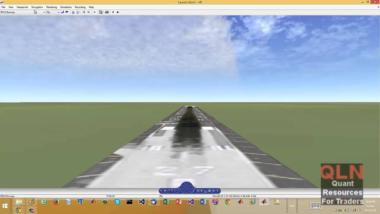 Build and connect a virtual world matlab & simulink.