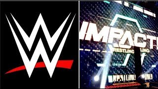 IMPACT Officials Have Secret Meeting At WWE HQ