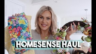 HOMESENSE SPRING AND EASTER HAUL 2019 | EASTER STYLING IDEAS