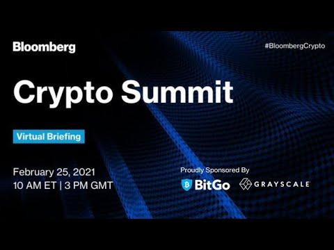 Bloomberg Crypto Summit