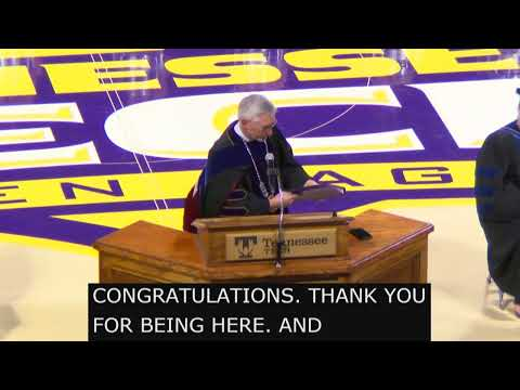 Tennessee Tech -  Convocation 2019