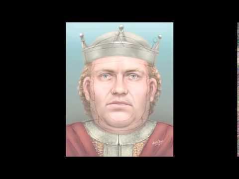 The Face of William I The Conqueror (Artistic Reconstruction)