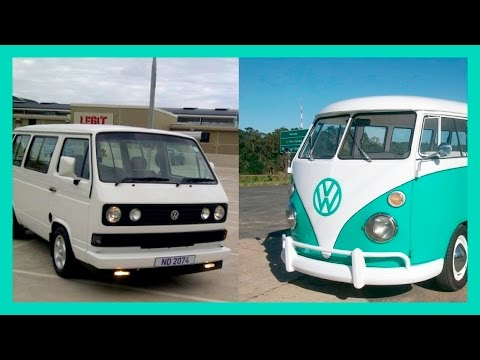 Volkswagen Microbus Kombi Classic VW's South Africa Tour Caravelle Vanagon