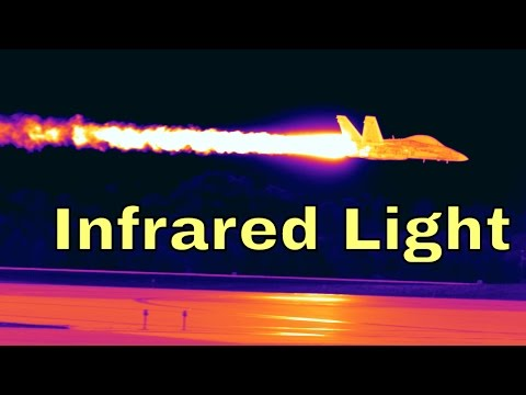 What is Infrared Light?  William Herschel's Amazing Discovery of Infrared Radiation and Waves - 02