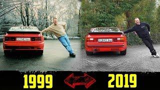 Marcos ganzer STOLZ! - Porsche 944 - Ein Kauf voller ERINNERUNGEN!