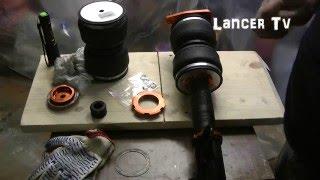 пневматическая подвеска coilover Lancer