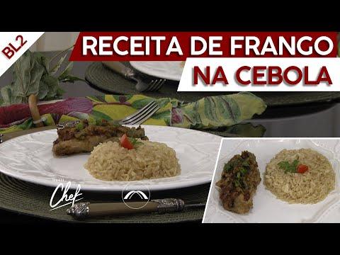O MELHOR FRANGO AO MOLHO DE CEBOLA #MULTICHEF