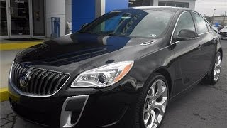 Buick Regal GS Test Drive