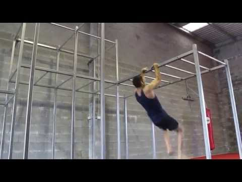 Stage 6 Health & Fitness\' climbing frame - YouTube