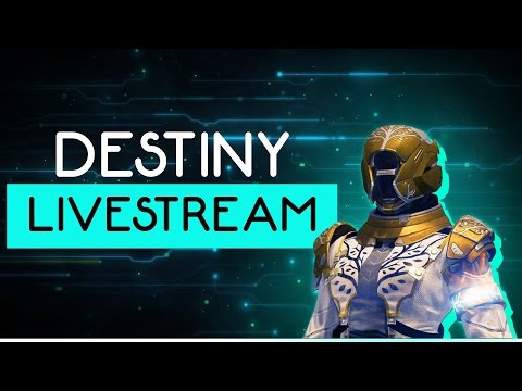 PvE DAY!!!!   !BearCave   Destiny [Xbone]