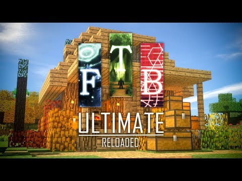 FTB Ultimate Reloaded Modpack Ep  1 Old School Meets New School