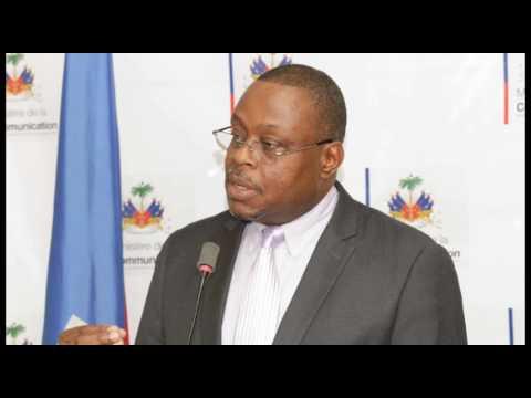 Lundi de la Presse #2 – Conférence de presse du Directeur Général du MSPP
