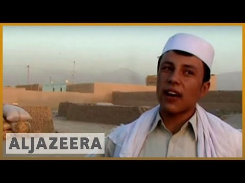 Afghanistan: Ten years after 9/11