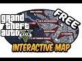 Free GTA 5 Interactive Map