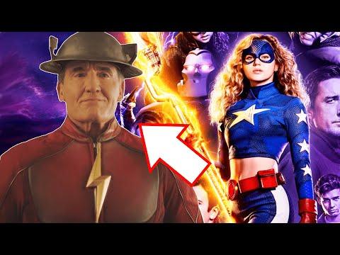 The Flash & Stargirl Crossover Teaser with Jay Garrick! Huge Stargirl Season 2 Information Breakdown