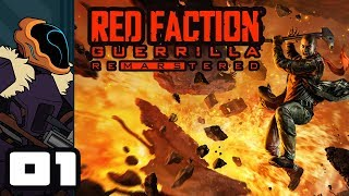 Let's Play Red Faction Guerrilla Re-Mars-tered - PC Gameplay Part 1 - It's Hammertime!