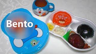 Hotto Motto - Doraemon Bento, Dorami-chan Bento
