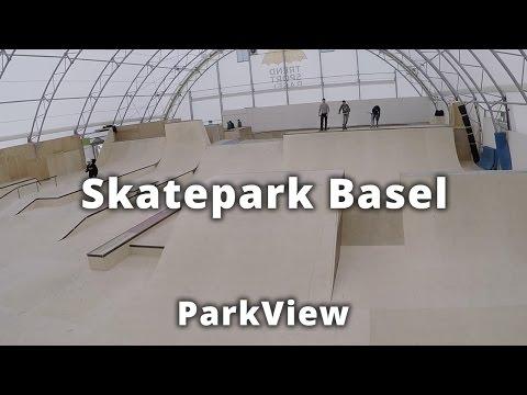 Skatepark Trendsport Basel / Schweiz (#ParkView Tour 10)