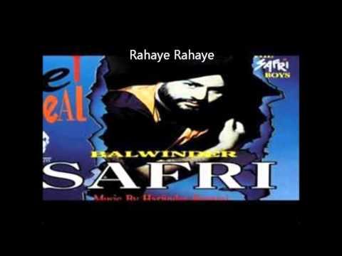The Safri Boys   Rahaye Rahaye