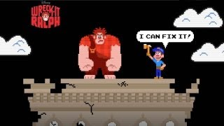 Game | Wreck it Ralph Fix it Felix Jr. Gameplay | Wreck it Ralph Fix it Felix Jr. Gameplay