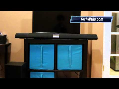 Philips Fidelio HTL7180/F7 SoundBar Testing