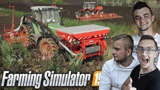 """Siewy, Większa moc w FENDT'cie ✔ Farming Simulator 19 MP  """"od Zera do Farmera"""" #25 ✔ MafiaSolecTeam"""
