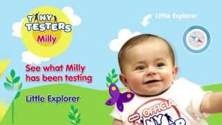 Little Tikes Tiny Testers Milly - 4 in 1 Trike Sports Edition