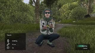 Pro Fishing Simulator Gameplay (PC game)