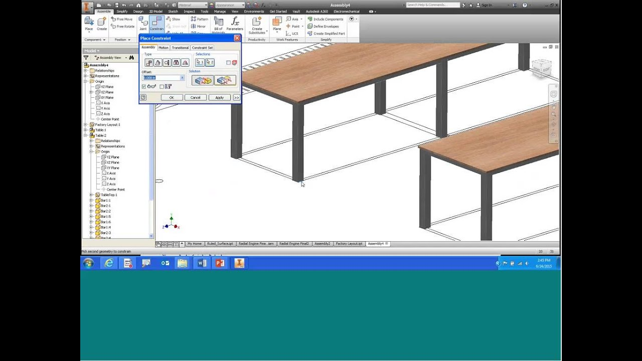 autodesk inventor 2016 what is new autos post. Black Bedroom Furniture Sets. Home Design Ideas