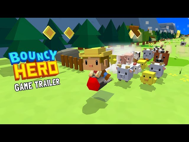 Bouncy Hero Trailer
