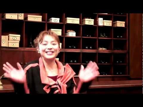 樋口泰子 interview       無名塾公演『HOBSONS CHOICE』