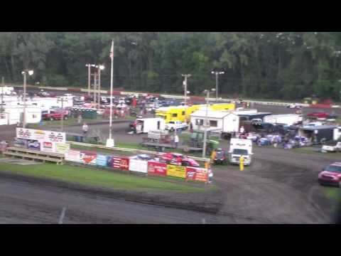 Modified Heat 1 @ Hamilton County Speedway 07/23/16