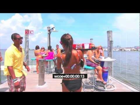 Zach & Plane Jaymes Chugg  Ocean City New Jersey 2012 (Seacrets Club)