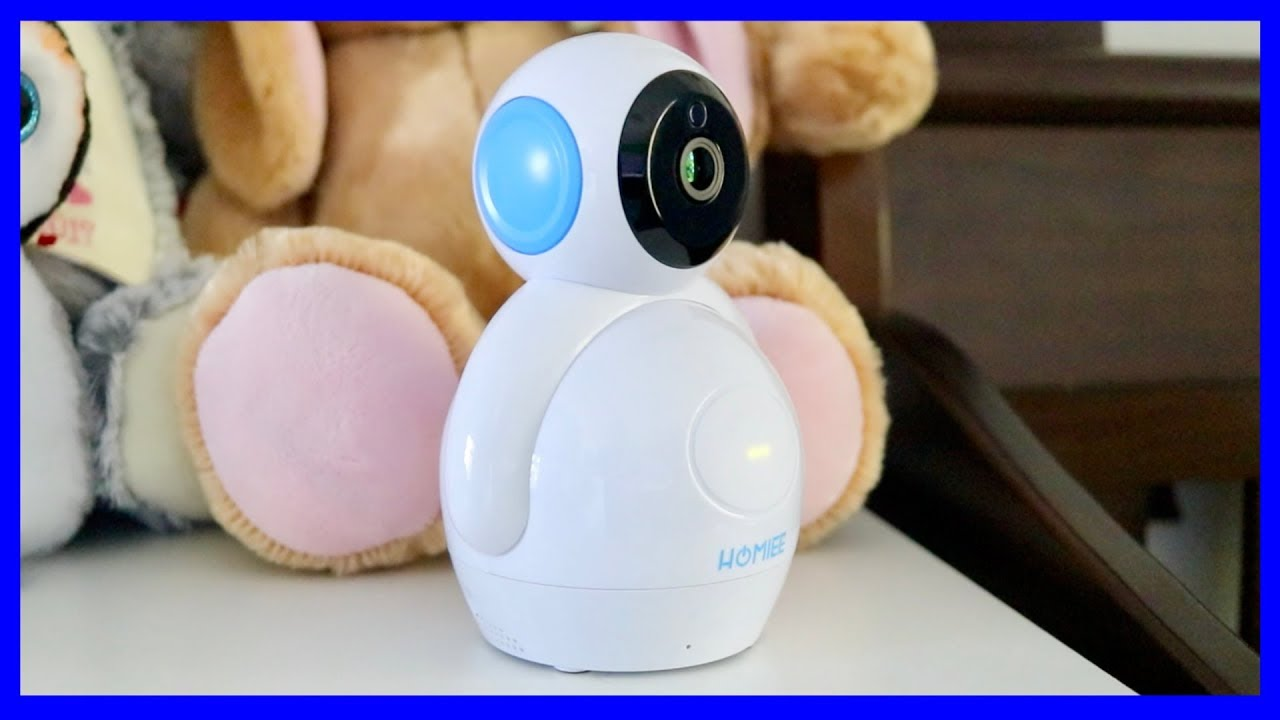 Homiee 360° Camera and Baby Monitor Unboxing & Review by