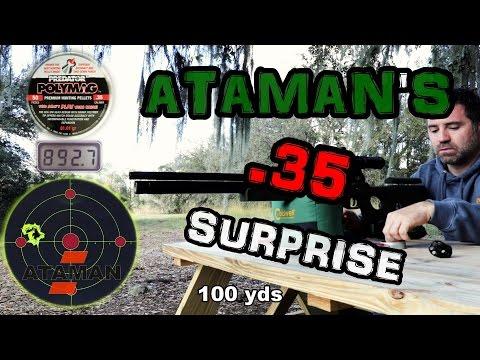 Ataman M2R Type 2 .35 Carbine - FULL REVIEW