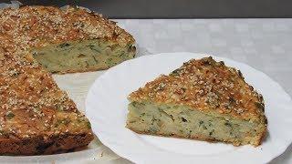 Очень КАПУСТНЫЙ ПИРОГ - Рецепт проще простого!!! Cabbage pie.