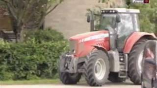 Farm Theft - Universal Tractor Key - vehicle security plant machinery agriculture dairy farming uk