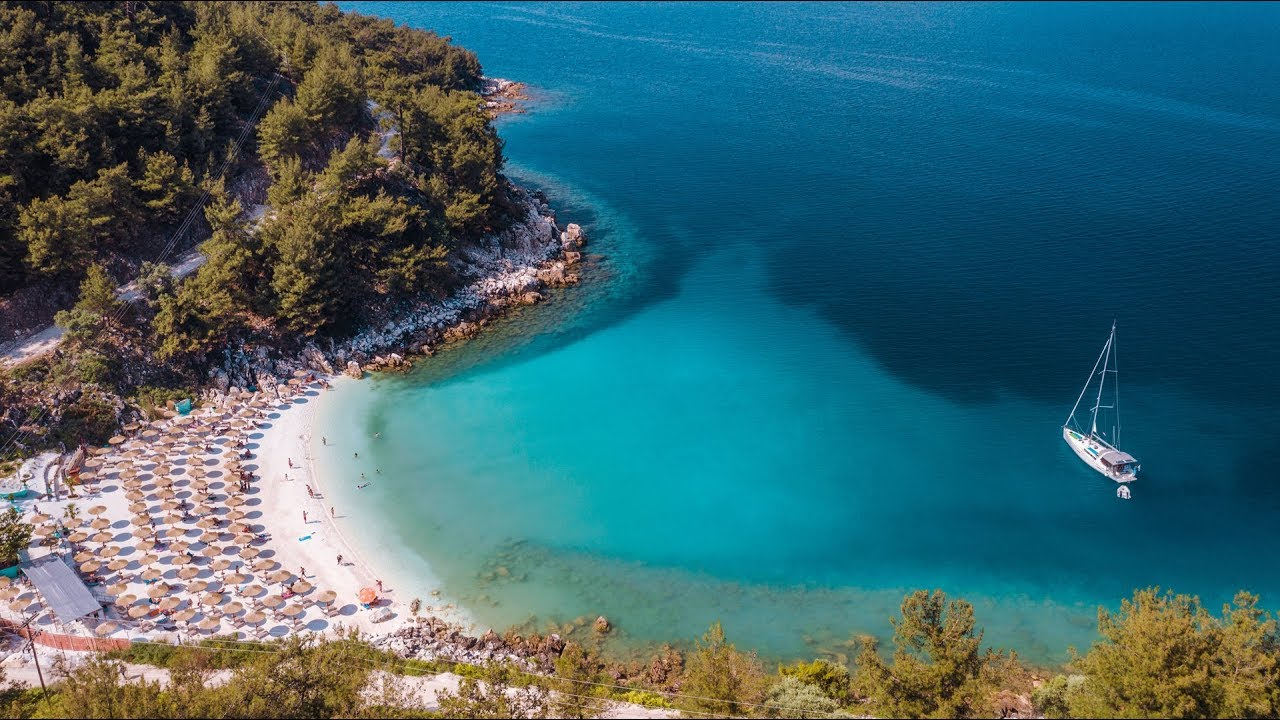 Thassos | A Gem of an Island - YouTube