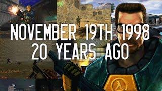 Half-Life - 20th Anniversary