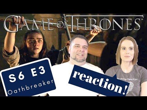 Game Of Thrones | S E &#;Oathbreaker&#; | Reaction | Review