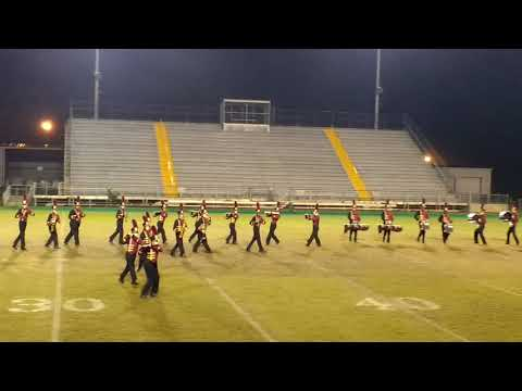 Florida High Marching Braves Paradise Found 2017-2018