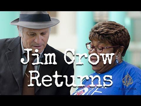 "Jim Crow Returns: Interstate ""Crosscheck"" Program threatens Millions of Voters"