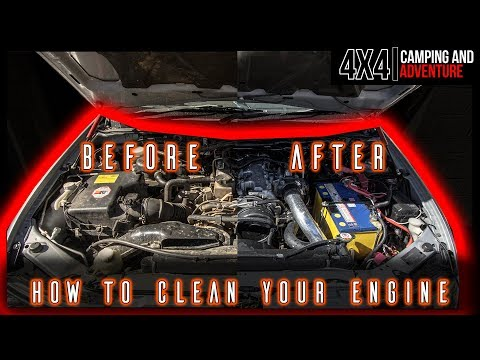 How To Clean Your Engine