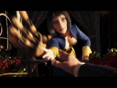 Bioshock: Infinite - Debut Cinematic Trailer   HD