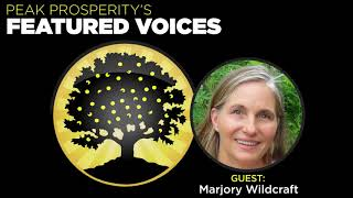 Marjory Wildcraft: Growing Your Own Groceries
