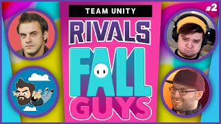 Team Unity Twitch Rivals - Fall Guys #2